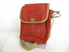 一澤信三郎帆布(イチザワシンザブロウハンプ)のショルダーバッグ