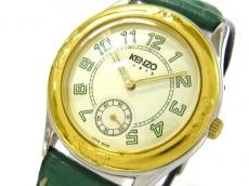 KENZO(ケンゾー)の腕時計