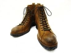 BurberryBlueLabel(バーバリーブルーレーベル)のブーツ