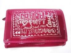 COACH(コーチ)の3つ折り財布