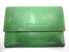 DOLCE&GABBANA(ドルチェアンドガッバーナ)の3つ折り財布