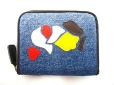GILLI(ジリ)の2つ折り財布