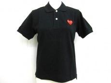 PLAY COMMEdesGARCONS(プレイコムデギャルソン)のポロシャツ