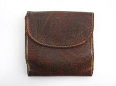 ETRO(エトロ)のWホック財布