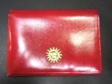 GIANNIVERSACE(ジャンニヴェルサーチ)の2つ折り財布