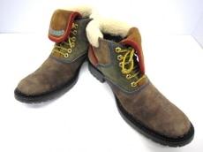 DSQUARED2(ディースクエアード)のブーツ