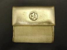 EMPORIOARMANI(エンポリオアルマーニ)のWホック財布