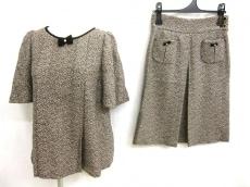 Leur Logette(ルルロジェッタ)のスカートスーツ