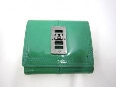 MULBERRY(マルベリー)の3つ折り財布