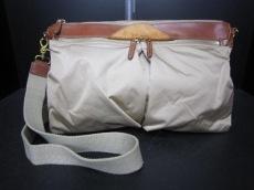 kinoshohampu/木の庄帆布(キノショウハンプ)のショルダーバッグ