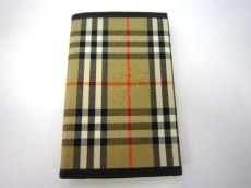 BurberryLONDON(バーバリーロンドン)の手帳