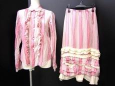 robedechambreCOMMEdesGARCONS(ローブドシャンブル コムデギャルソン)のスカートセットアップ