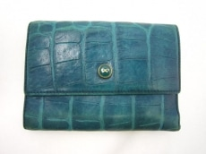 Anya Hindmarch(アニヤハインドマーチ)の3つ折り財布