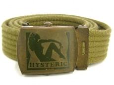 HYSTERIC(ヒステリック)のベルト