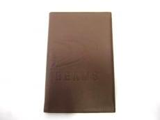 BEAMS(ビームス)の手帳