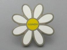 COACH(コーチ)のブローチ