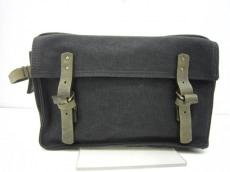 DRIES VAN NOTEN(ドリスヴァンノッテン)のセカンドバッグ