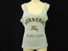 Burberry Blue Label(バーバリーブルーレーベル)のタンクトップ