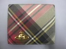 VivienneWestwood ACCESSORIES(ヴィヴィアンウエストウッドアクセサリーズ)のWホック財布
