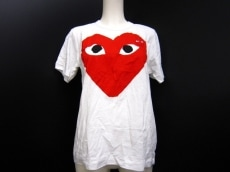 PLAYCOMMEdesGARCONS(プレイコムデギャルソン)のTシャツ