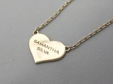Samantha silva(サマンサシルヴァ)のネックレス