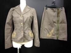 DUALVIEW(デュアルヴュー)のスカートスーツ