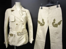 DUALVIEW(デュアルヴュー)のレディースパンツスーツ