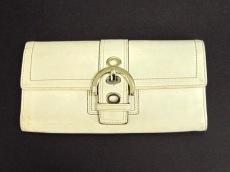 COACH(コーチ)の長財布