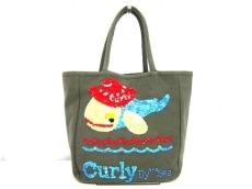 CurlyCollection(カーリーコレクション)のトートバッグ