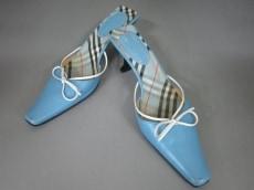 Burberry Blue Label(バーバリーブルーレーベル)のサンダル