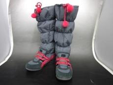 asicsOnitsukaTiger(アシックス・オニツカタイガー)のブーツ