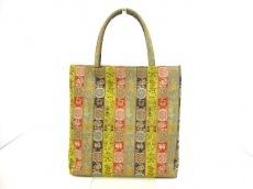 龍村美術織物(タツムラ)のトートバッグ