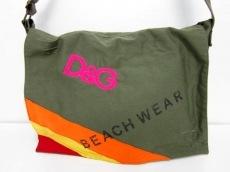 D&GBEACHWEAR(ディーアンドジービーチウエア)のショルダーバッグ