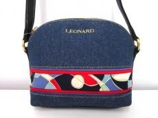 LEONARD(レオナール)のショルダーバッグ