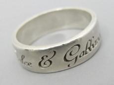 DOLCE&GABBANA(ドルチェアンドガッバーナ)のリング