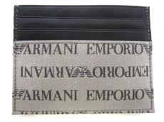 EMPORIOARMANI(エンポリオアルマーニ)のカードケース