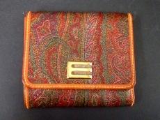 ETRO(エトロ)の3つ折り財布
