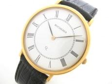 BUCHERER(ブッフェラー)の腕時計