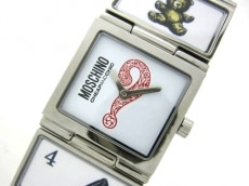 MOSCHINO CHEAP&CHIC(モスキーノ チープ&シック)の腕時計