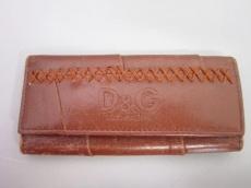 D&G(ディーアンドジー)のキーケース