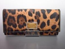 DOLCE&GABBANA(ドルチェアンドガッバーナ)の長財布