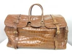 GIORGIOARMANI(ジョルジオアルマーニ)のボストンバッグ