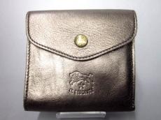 IL BISONTE(イルビゾンテ)のWホック財布
