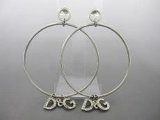 D&G(ディーアンドジー)のピアス