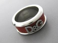 D&G(ディーアンドジー)のリング