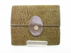 BORBONESE(ボルボネーゼ)の3つ折り財布