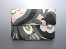 EMILIO PUCCI(エミリオプッチ)/3つ折り財布