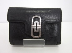 BVLGARI(ブルガリ)/3つ折り財布