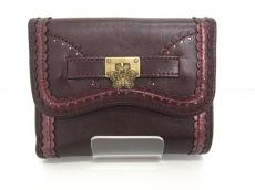 ANNA SUI(アナスイ)の3つ折り財布