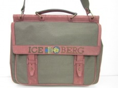 ICEBERG(アイスバーグ)のビジネスバッグ